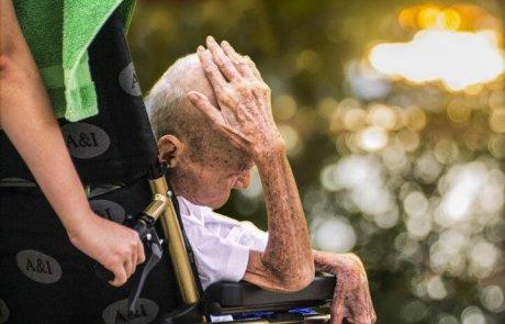 אלימות בקשישים | התעללות בקשישים